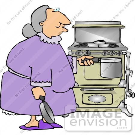 Oven Stove Clipart Stove Clipart by Djart