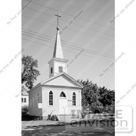 #14255 Picture of the St. Joseph's Roman Catholic Church in Jacksonville, Oregon by JVPD