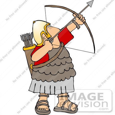 Royalty-Free Roman Soldier Stock Clipart & Cartoons | Page 1