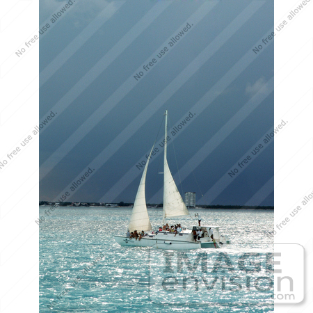 #15194 Picture of Sailboating in Mexico by JVPD