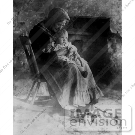 Baby Rocking Chair Clipart Picture of a Grandma W...