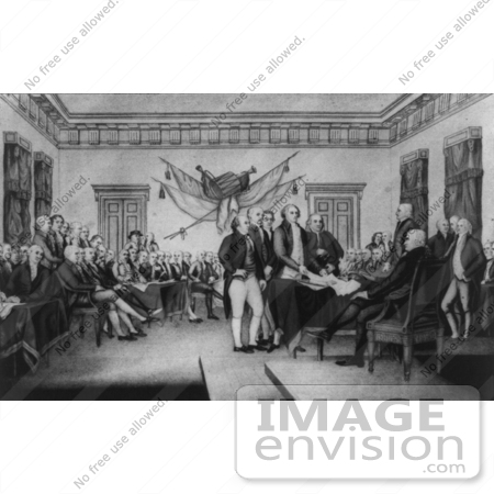 #1714 The Declaration of Independence by JVPD