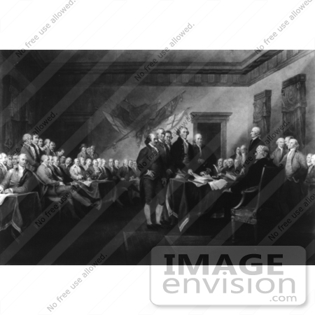 #1797 Declaration of Independence by JVPD