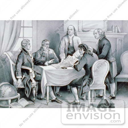 #1826 The Declaration Committee by JVPD
