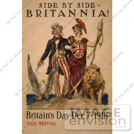 #1901 Side by side - Britannia! Britain by JVPD