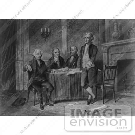 #1948 Leaders of the Continental Congress by JVPD
