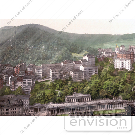 #19533 Photo of Schlossberg, Carlsbad, Karlovy Vary, Bohemia, Czech Republic by JVPD