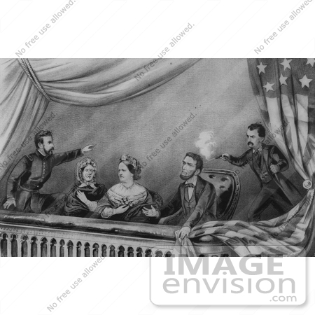 #2003 The Assassination of President Lincoln by JVPD