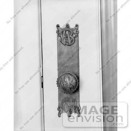 #20097 Stock Photo Door Knob and Escutcheon Plate at the Wainwright Building by JVPD  sc 1 st  Image Envision & Stock Photo: Door Knob and Escutcheon Plate at the Wainwright ... pezcame.com