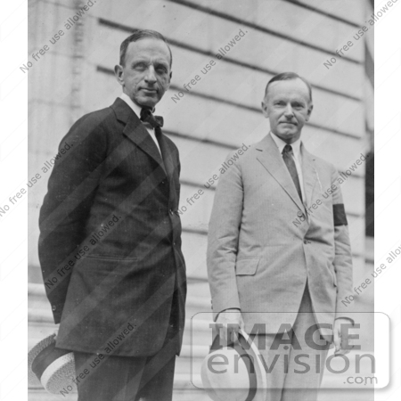 #2149 Calvin Coolidge and Edward T. Clark by JVPD