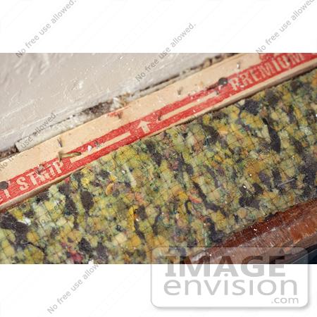 Nails in a Carpet Tack