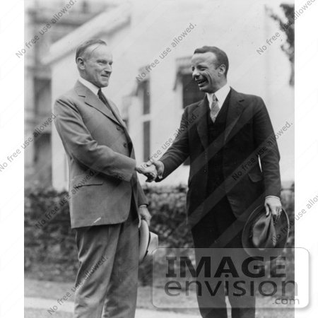 #2200 Theodore Roosevelt Jr and Calvin Coolidge by JVPD