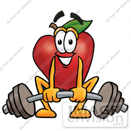 Royalty-Free Cartoons & Stock Clipart of Lifting Weights | Page 1