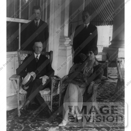 #2254 The Coolidge Family by JVPD