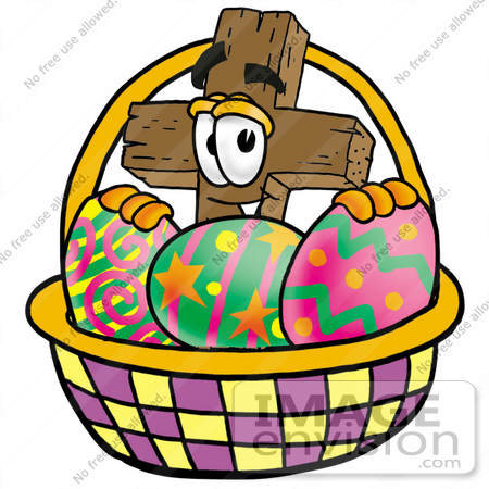 Easter Egg Basket Clipart | quotes.lol-rofl.com