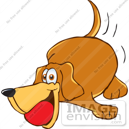 Royalty-Free Cartoons & Stock Clipart of Hound Dogs | Page 3