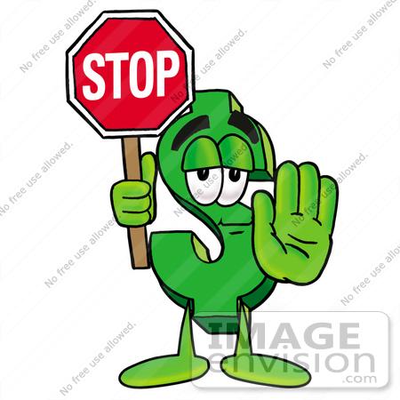 clip art graphic of a green usd dollar sign cartoon character rh imageenvision com clipart dollar clip art dollar symbol