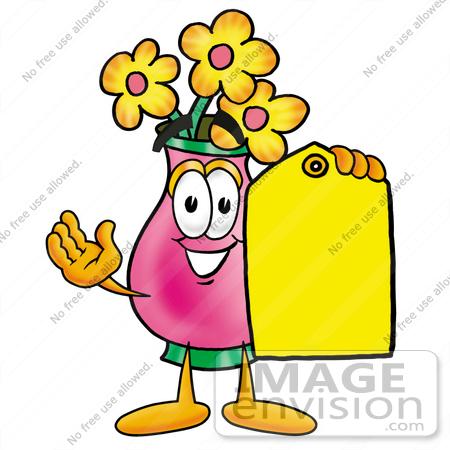 Abstract Flower 8 Cartoon