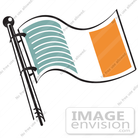 waving american flag clip art. american flag waving eagle.