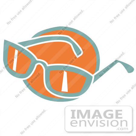 free clipart sunglasses. #29422 Royalty-free Cartoon
