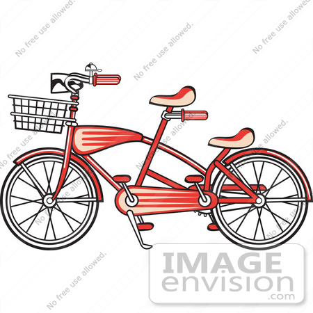 Royalty-Free Cartoons & Stock Clipart of Bikes | Page 1
