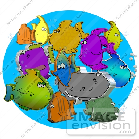 fish clip art for kids. Cartoon Fish Clip Art DiscoverySchool.com, an educational site for teachers, offers teacher freebies. You can also