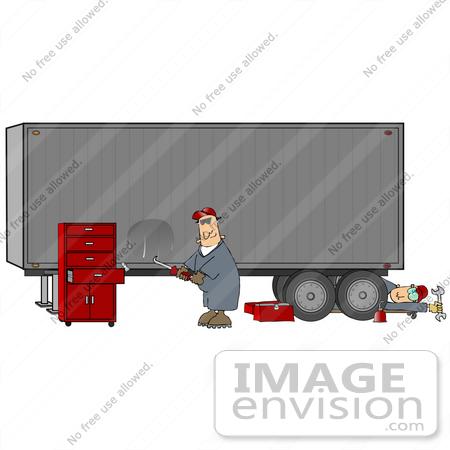 trailer mechanic