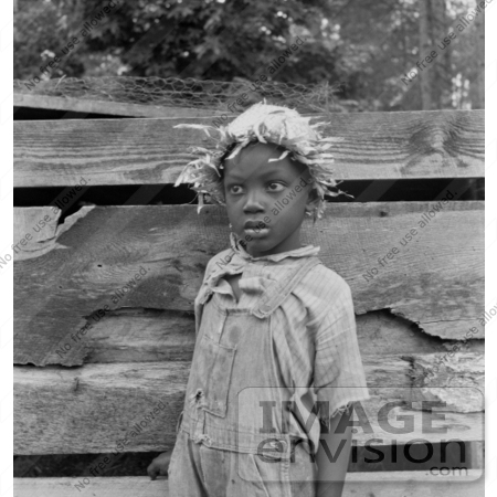 #3163 African American Child by JVPD