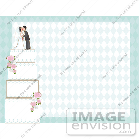 clip art wedding bells. #33607 Clip Art Graphic of a