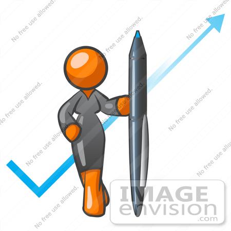 check mark clip art. #34226 Clip Art Graphic of an
