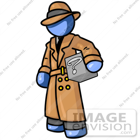 Royalty-Free Private Investigator Stock Clipart & Cartoons | Page 1