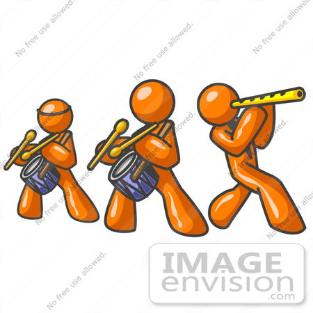 Flute Player Clip Art #35478 clip art graphic of Indian Flute Clipart