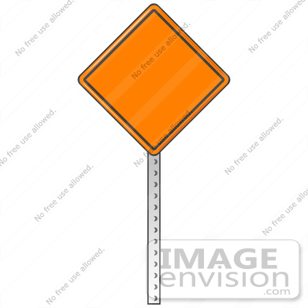 Royalty-Free Cartoons & Stock Clipart of Construction Signs | Page 1