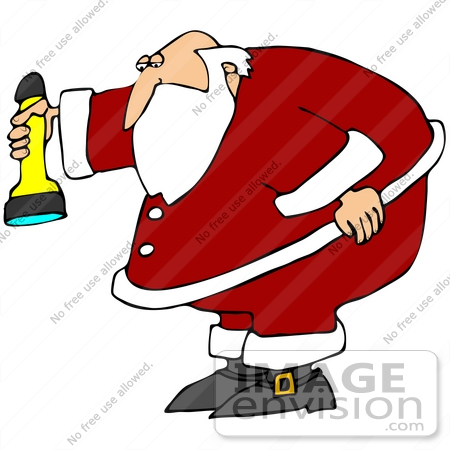 Royalty-Free Cartoons & Stock Clipart of Santa Claus | Page 4