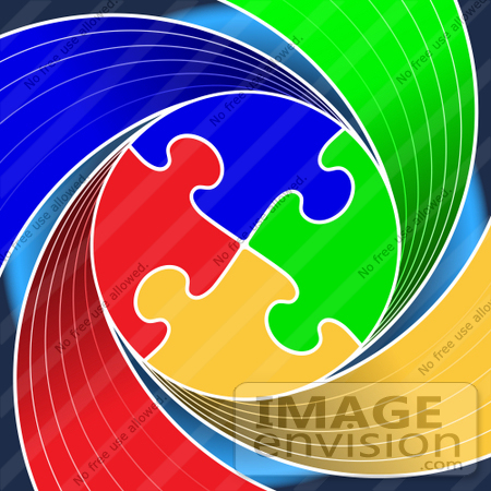 cooperation clipart. #40857 Clip Art Graphic of a
