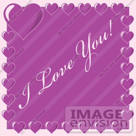 I Love You Clip Art Pictures. #40859 Clip Art Graphic of