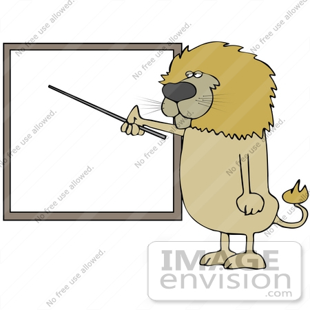 teaching clip art. #41265 Clip Art Graphic of a
