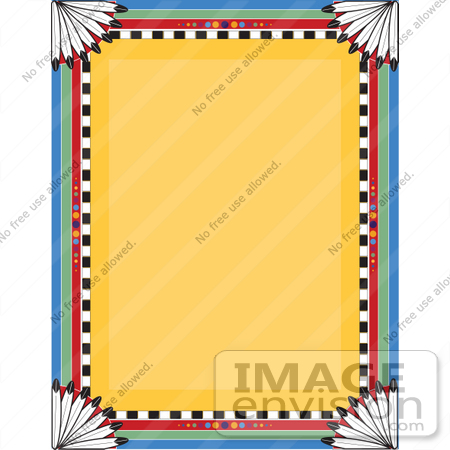 school clip art borders and frames. Colorful orders and frames