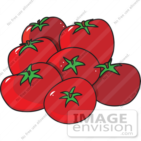 clip art graphic of a group of tomatoes 42308 by maria Fruits and Vegetables Background Fruits and Vegetables Clip Art Transparent