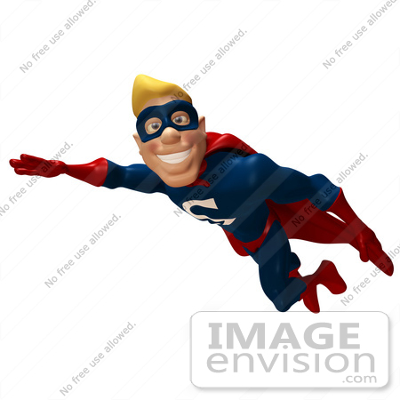 Royalty-free people cartoon styled clip art illustration of a male 3d ...