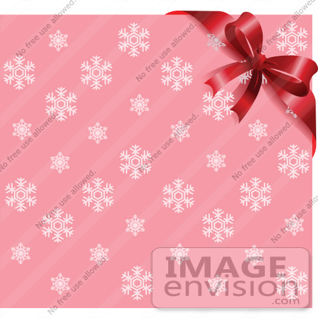 pink snowflake clipart. Pink Snowflake Background