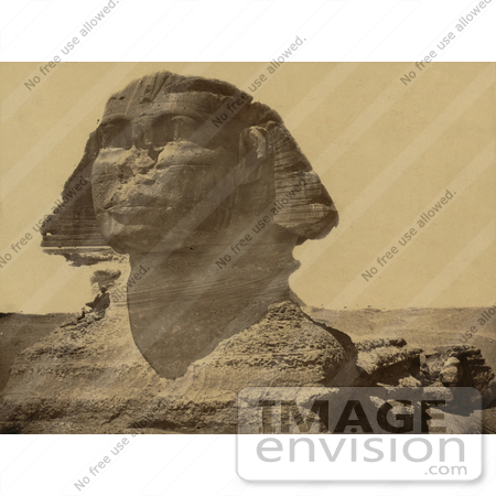 #4940 Great Sphinx by JVPD