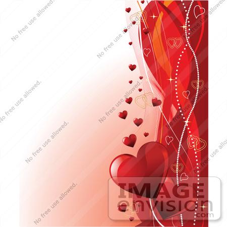 56321 Royalty-Free (RF) Clip Art Illustration Of A Romantic Gradient ...