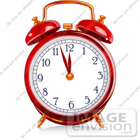 royalty free rf clip art illustration of a red shiny alarm clock rh imageenvision com alarm clock clip art free images alarm clock clip art free images