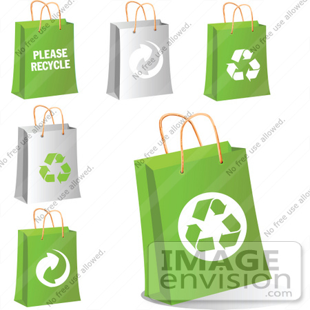 royalty free shopping bag illustrations by pushkin page 1