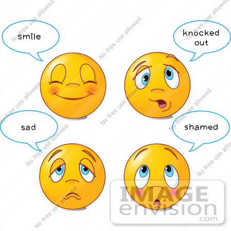 Sad Face Post 5 Illustration