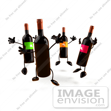 free wine bottle picture | just b.CAUSE