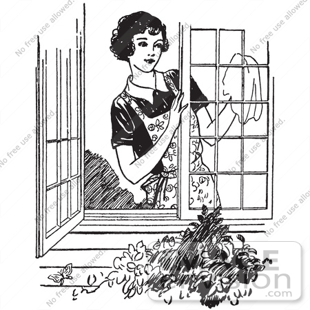 Window cleaner and wife 5