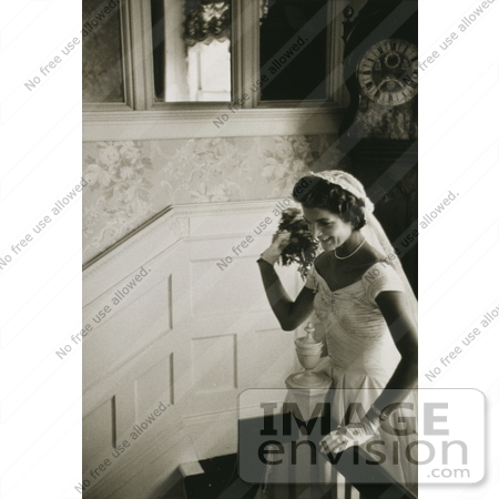jackie kennedy wedding. of Jacqueline Kennedy