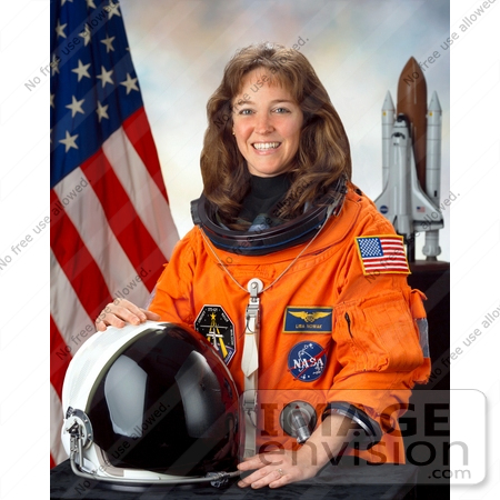 #8603 Picture of Astronaut Lisa Marie Nowak by JVPD